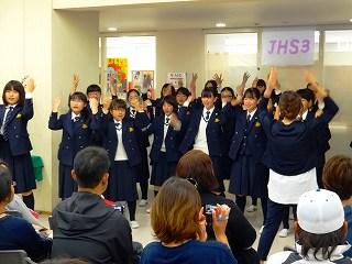 雄飛祭(学校祭) (10月25~26日)