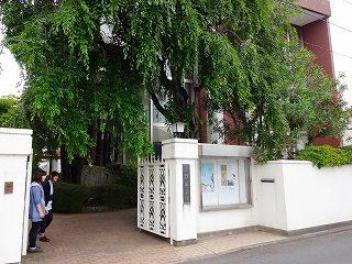 上野記念館見学 (6月2日)