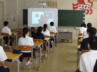第1学期終業式が行われました(7月20日)